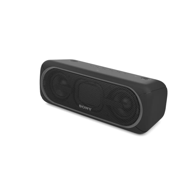 Sony SRS-XB40 Portable Wireless Speaker - BLACK - Speaker