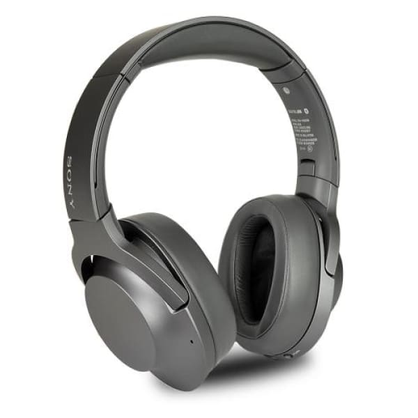 Sony WH-H900N/BM h.ear on 2 Bluetooth Wireless Noise Canceling Over-Ear Headphones - Headphones