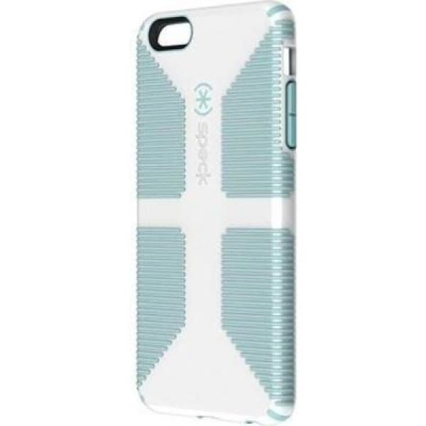 Speck CandyShell Grip iPhone 6/6s Case - Blue/White - iPhone Case