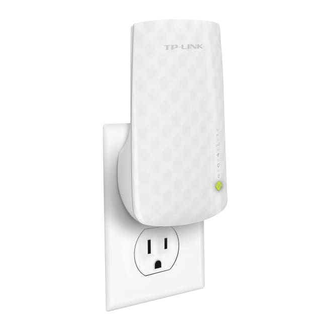 TP-LINK RE200 AC750 Wireless Dual Band Wifi Range Extender - Wifi Range Extender