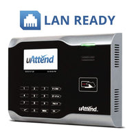 uAttend CB6000 Employee Management Time Clock - accessories