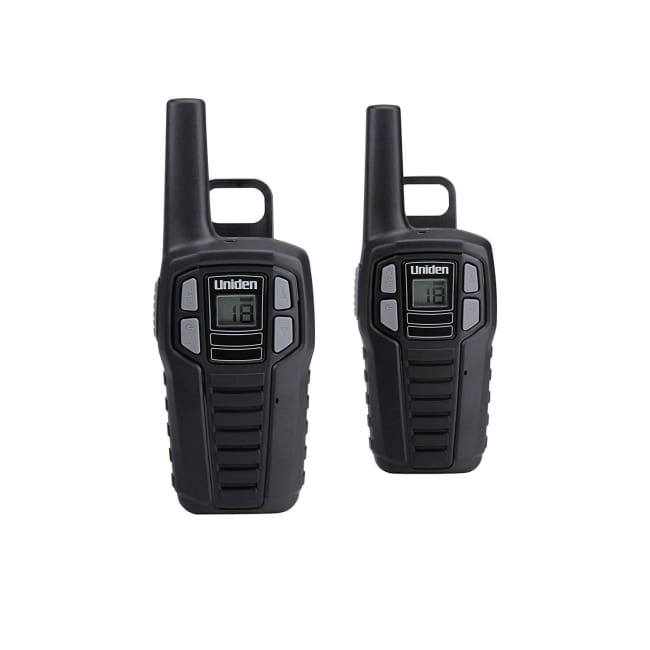 Uniden 16-Mile SX167 FRS/GMRS Two-Way Radios - B - Walkie Talkies