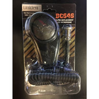 Uniden BC646 4-Pin Ergonomic Pistol Grip Microphone for CB Radios - Microphone