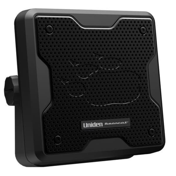 Uniden Bearcat 20 (BC20) Watt External Speaker - Bluetooth Speaker