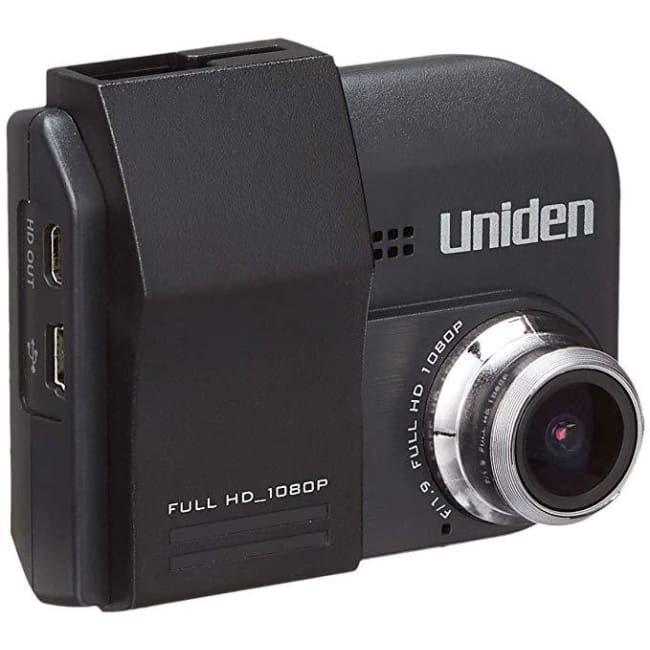 Uniden CAM945G Automotive Video Recorder and LDW - Dash Camera