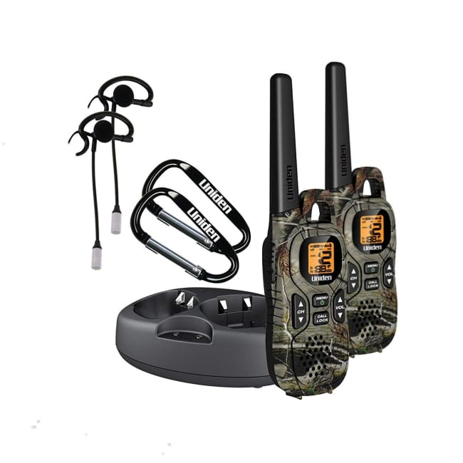 Uniden GMR3799-2CKHS Uniden 37-Mile Range GMRS/FRS - Two-Way Radio