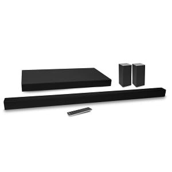 Vizio SB4051-D5 Smartcast 40 5.1 Slim Soundbar System (C) - Bluetooth Speaker