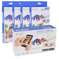 VuPoint Photo Cube mini Wireless Smart Color Photo Printer - Photo Printer