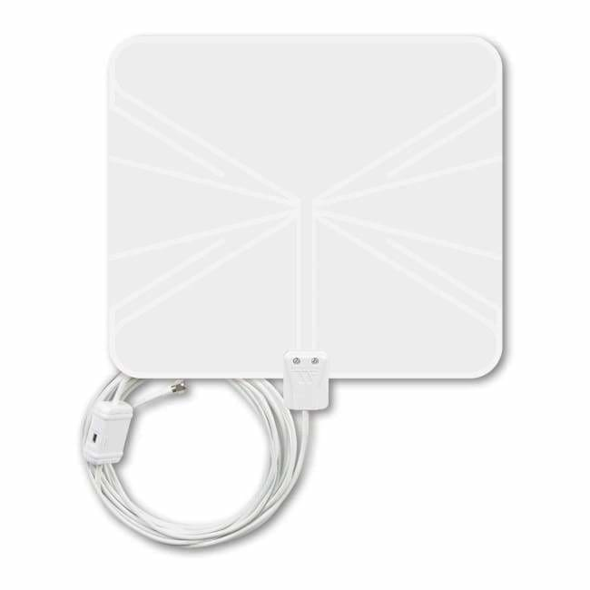 Winegard FlatWave Amped Indoor Amplified HDTV Antenna (RCA) - accessories