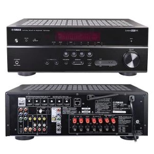 Yamaha TSR-5790 7 2-Channel 4K Receiver (A)