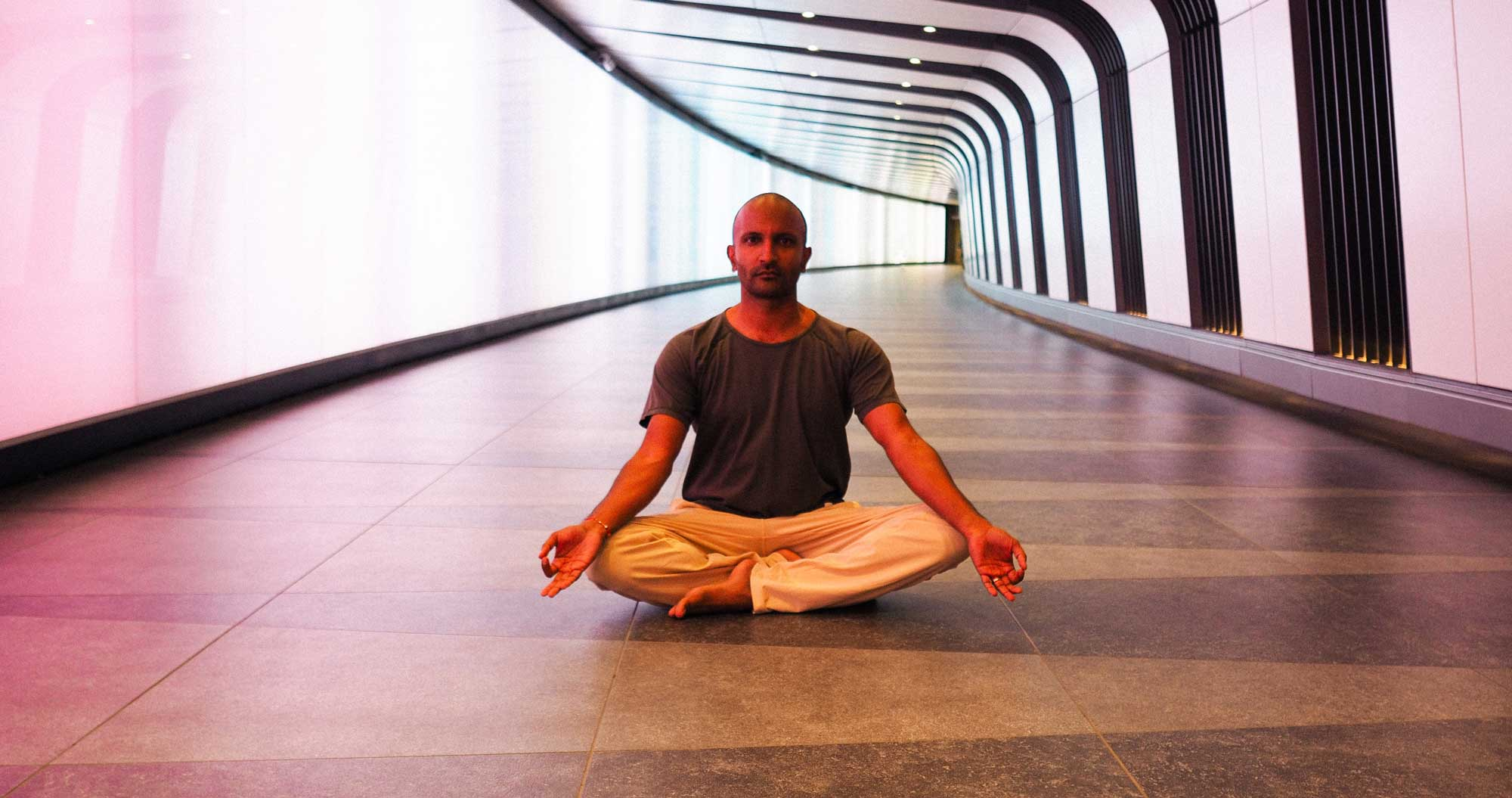 Men do yoga | Niraj Shah