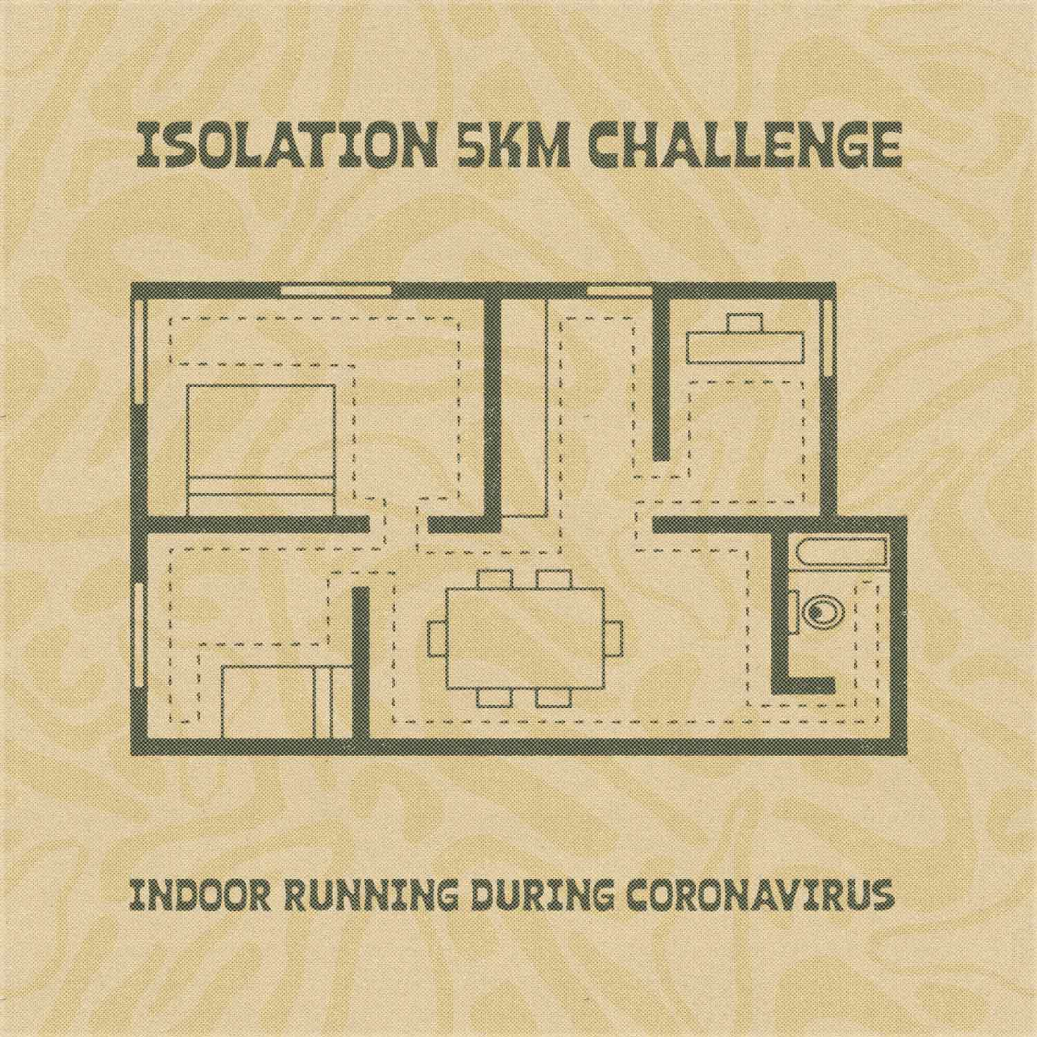 So We Flow... Indoor Running During Coronavirus - Isolation 5km Challenge