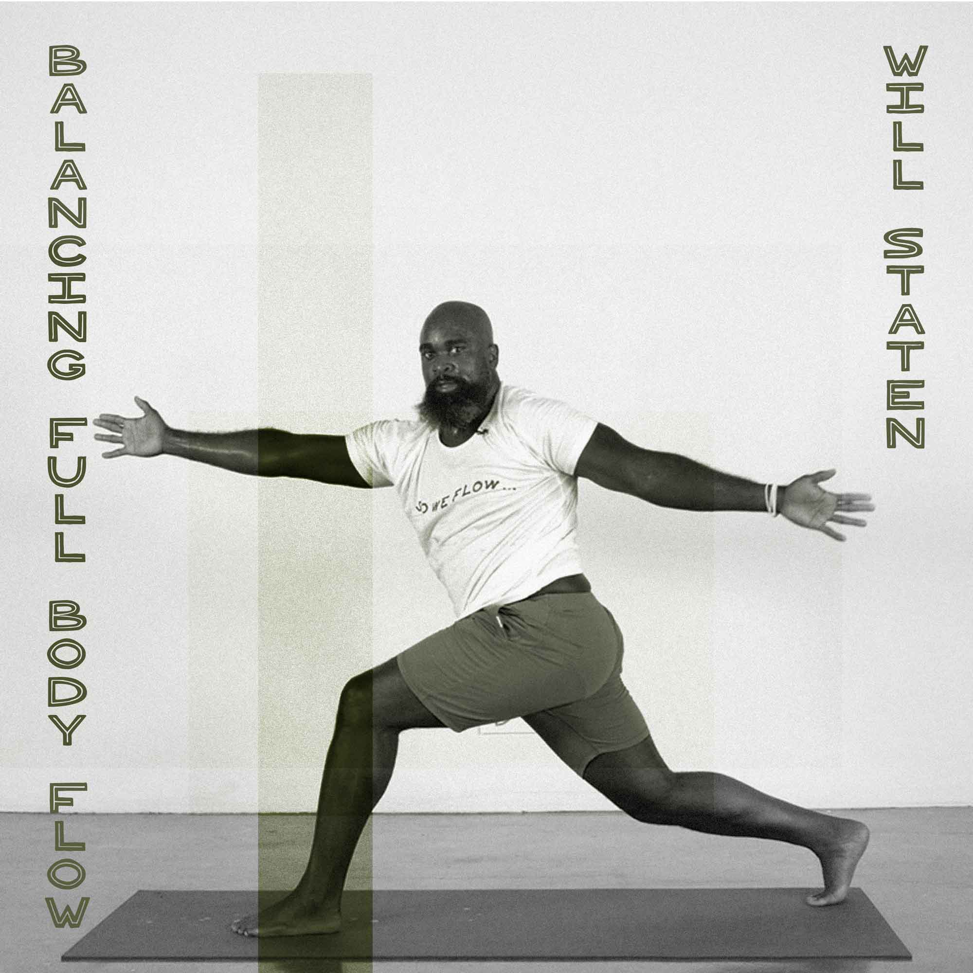 Will Staten yoga class for so we flow...