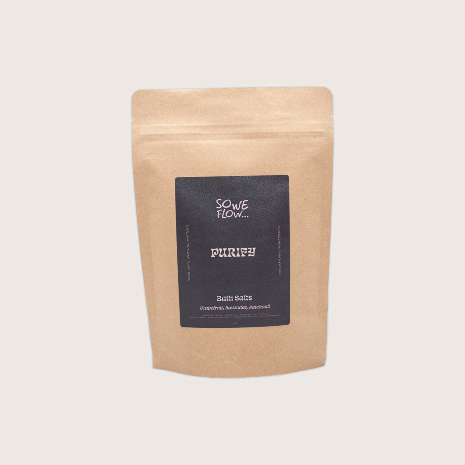 Purify - Bath Salts by So We Flow...