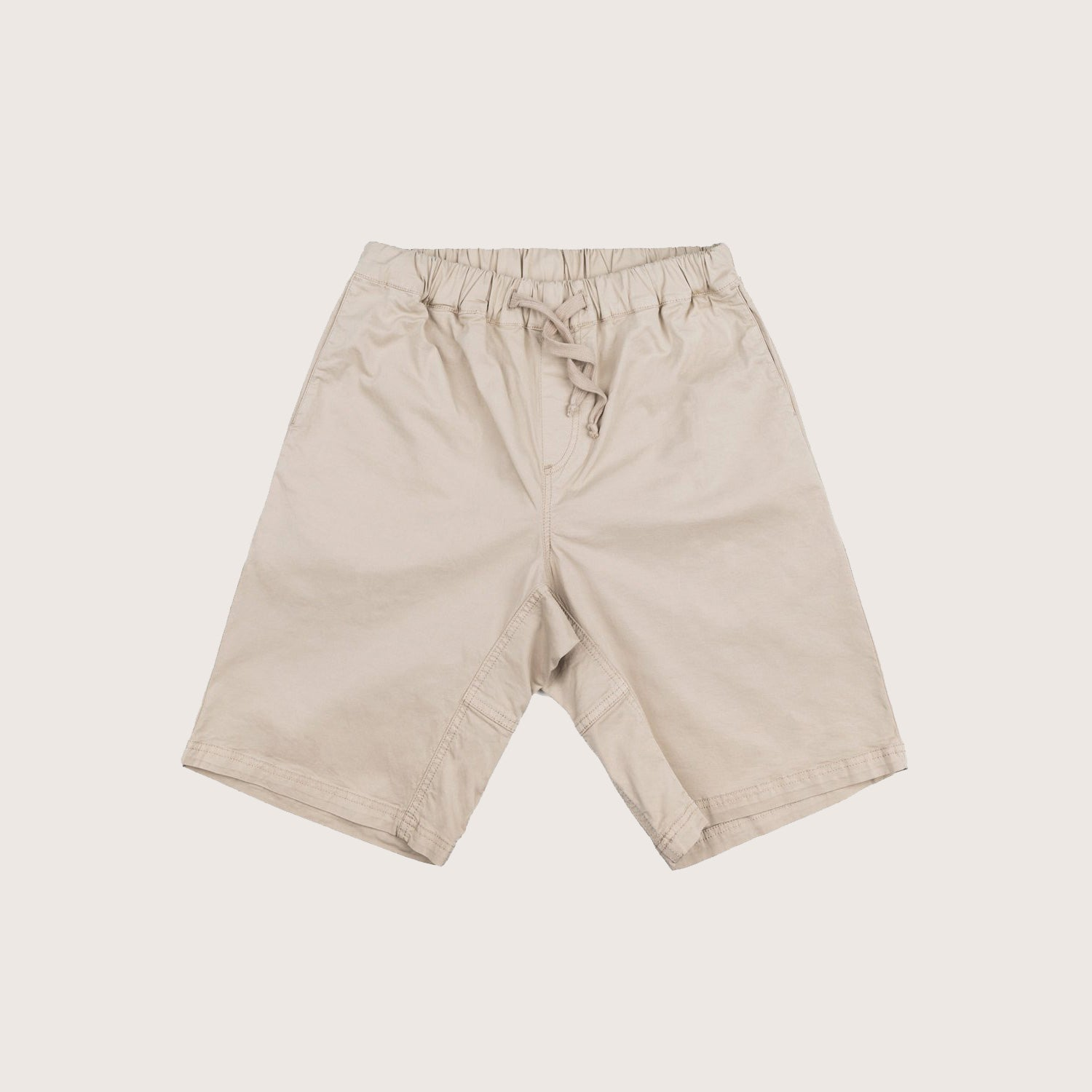Easy Shorts - Stone by So We Flow... Front