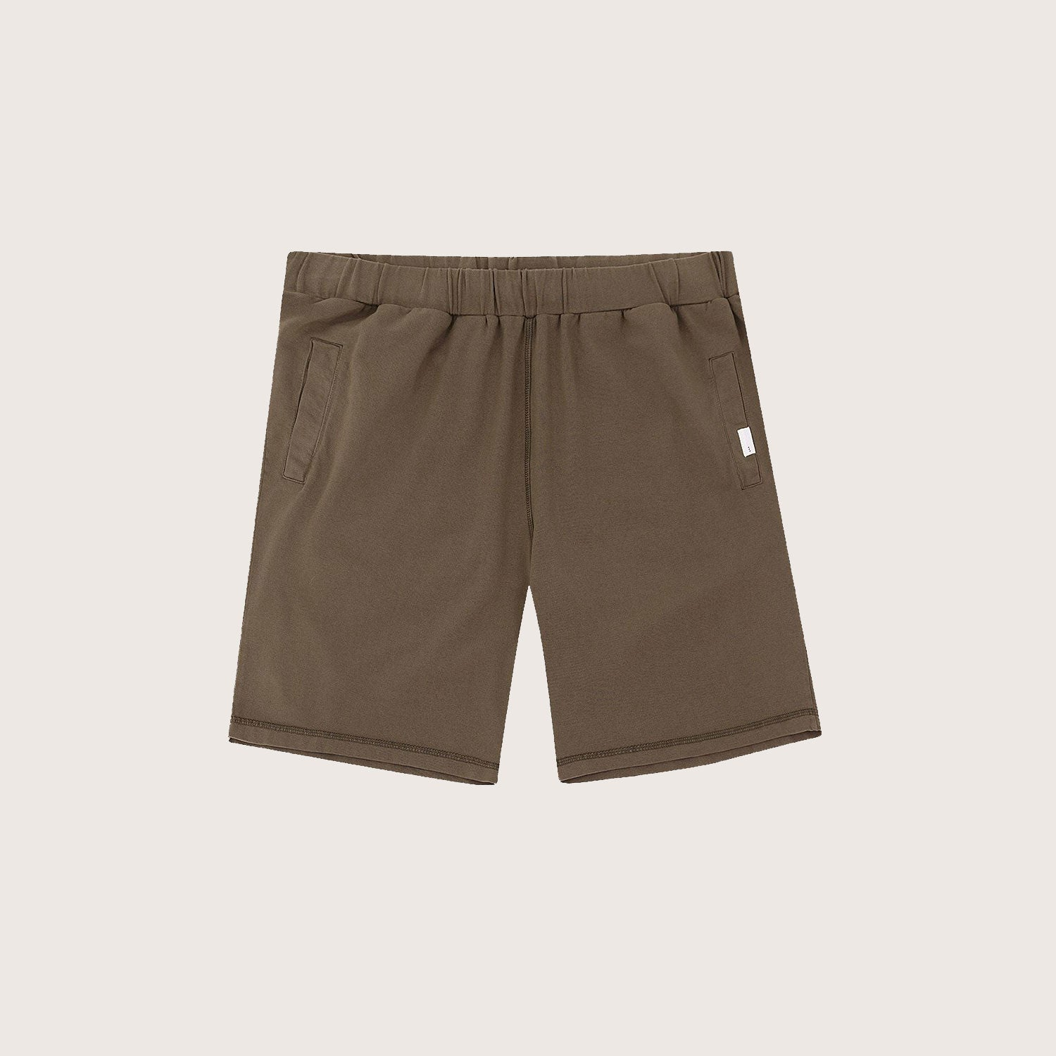 Jersey Shorts - Grit by So We Flow... Front
