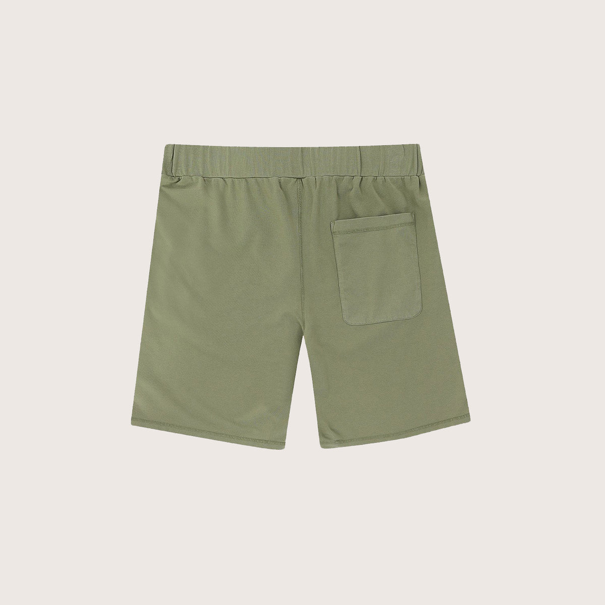 Jersey Shorts - Olive by So We Flow... Back