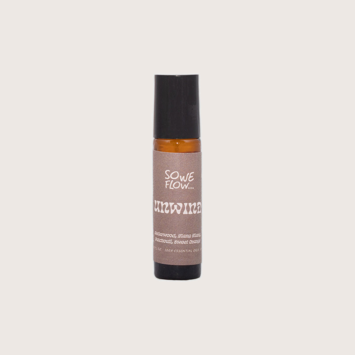 So We Flow... Rock & Roll On Unwind essential oil pulse point roll on