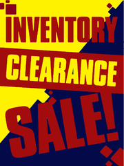 Inventory Sale Items
