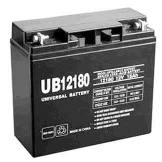Fire Alarm Battery  (UB12180 12V 18Ah)