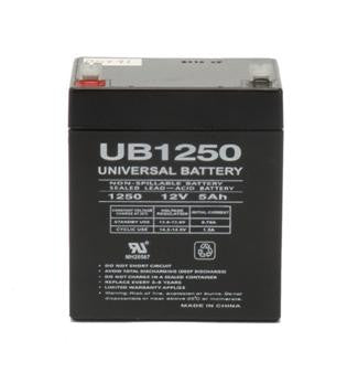 Fire Alarm Battery (12V 4Ah)