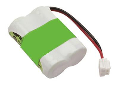 Exit Light Battery  (2.4 V 280MAH NIMH W/PLUG)