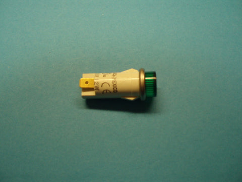Medical Gas Panel Indicator Light-GREEN