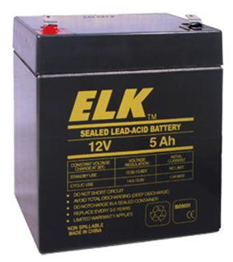 Emergency Light (ELK 1250  Sealed Lead Acid Battery)