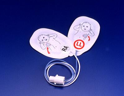 Philips Multifunction Pediatric Defibrillation Electrodes