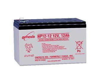 Fire Alarm/UPS Battery (12V 12Ah AGM Battery (NP12-12))