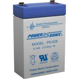 AMSCO OR Table Battery, 6V 2.8Ah