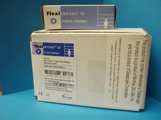 Flexisensor SD Pediatric Bandages-Disposable