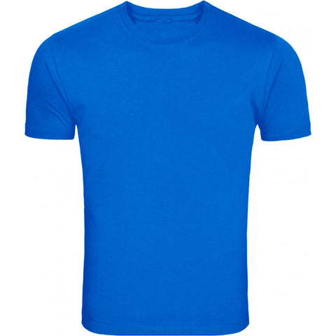 Basic Blue Tee Shirts - RocketAmp Sample Store