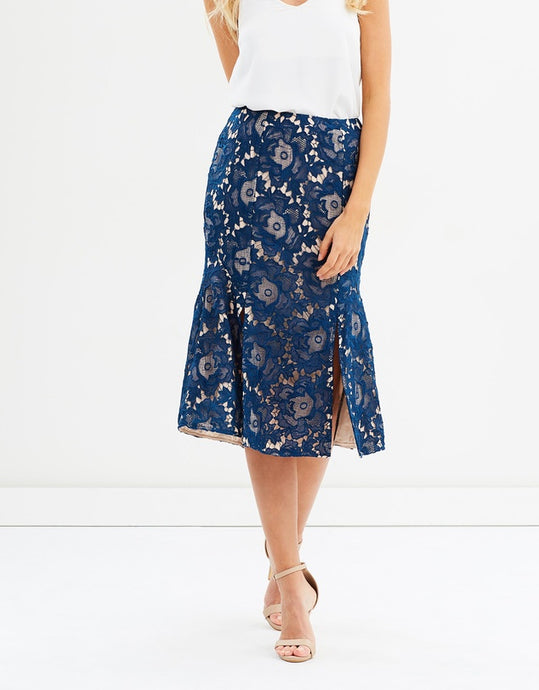 Cooper St || Alessandra Lace Skirt
