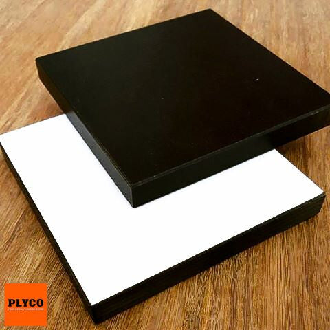 Image of our Compact Laminate Product for hospitality applications like cafe tables and bench tops available at Plyco.