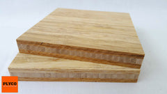 Image of Plyco Bamboo Strand Woven Natural Colour available at Plyco Fairfield and Plyco Mornington