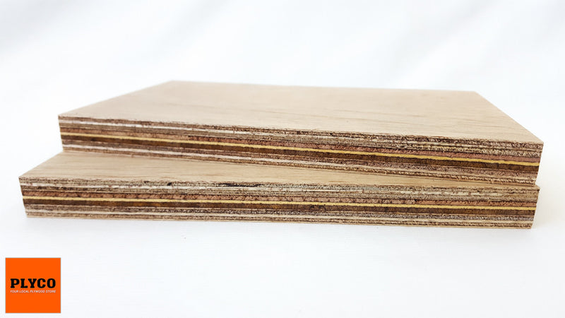 Hardwood Exterior Plywood