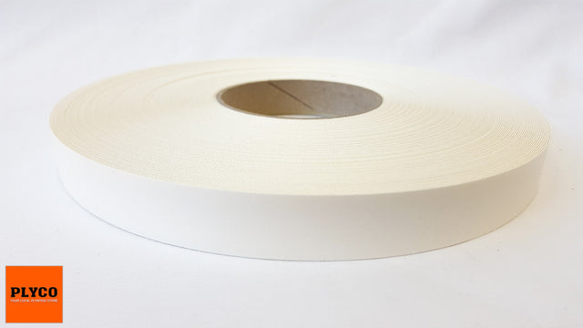 White PVC Edging