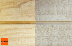 Image of Grooved Shadowclad exterior structural plywood product available at Plyco Fairfield and Plyco Mornington