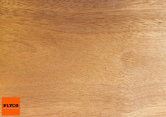 Image of 18mm Wide Leaf Jarrah Timber Veneer MDF available at Plyco.