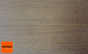 An image of Plyco's Graphite Oak Laminate on Birch Plywood