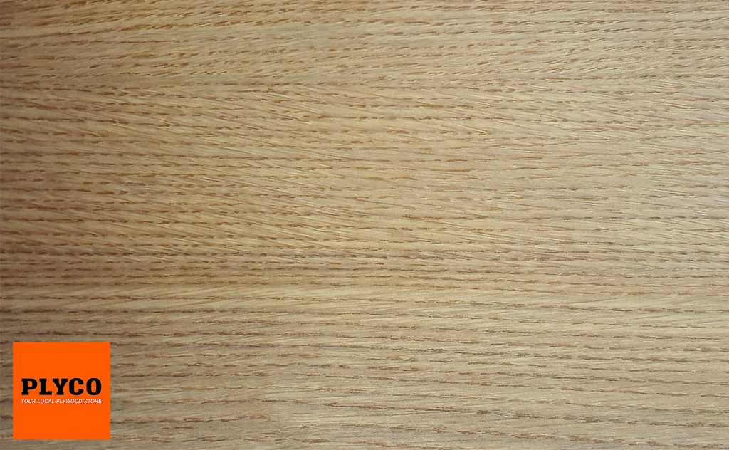 An image of Plyco's White Oak Laminate on Birch Plywood