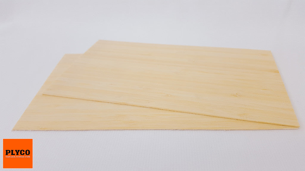 Bamboo Laserply - Natural