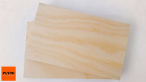 An image of Plyco's Hoop Pine Plywood AC Interior
