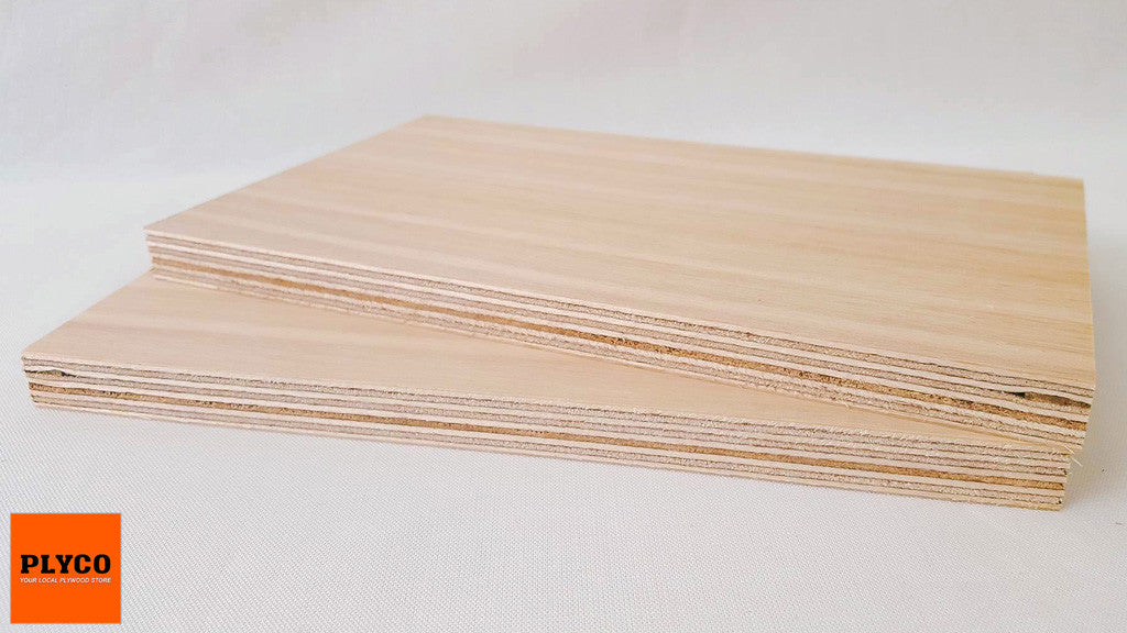 An image of Plyco's Tasmanian Oak on Birch Plywood