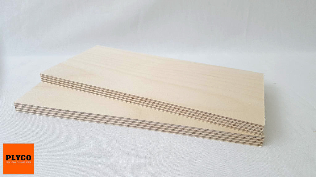 Image of Plyco's Birch Premium Plywood Exterior