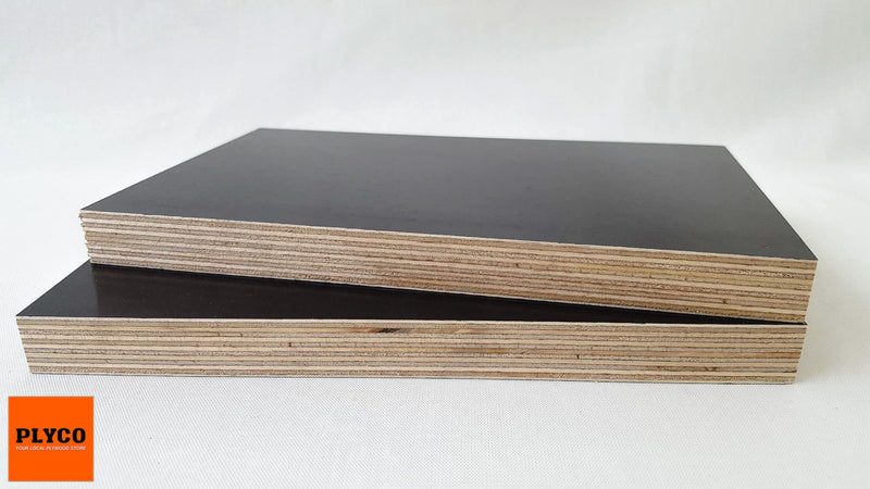 An image of Plyco's Black Birch Film Face Plywood