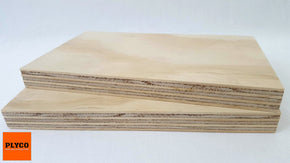 An image of Plyco's CD Non-Structural Radiata Pine Plywood