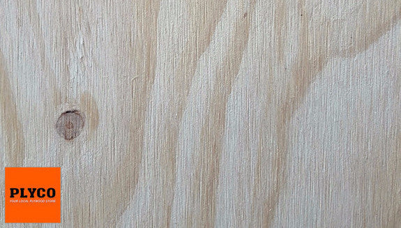 An image of Plyco's CD Non-Structural Radiata Pine General Purpose Plywood