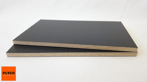 Plyco's Charcoal Decoply on Birch Plywood